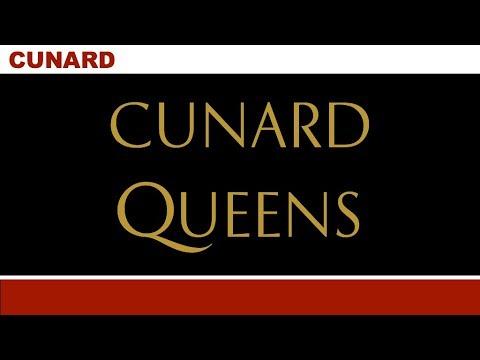 CUNARD QUEENS: Most Famous (2004 - Present)