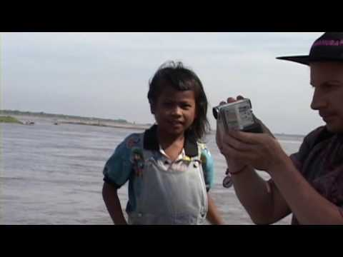 PHNOM PENH, CAMBODIA  Sisowath Quay Tonlé Sap River pt 2