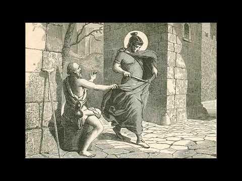 Saint Martin of Tours - Bishop - Confessor