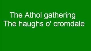 The Athol gathering / The haugh