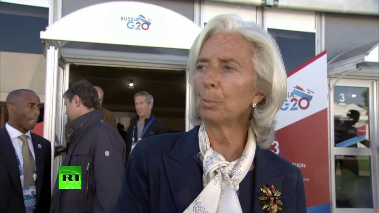 Директор-распорядитель МВФ о результатах G20