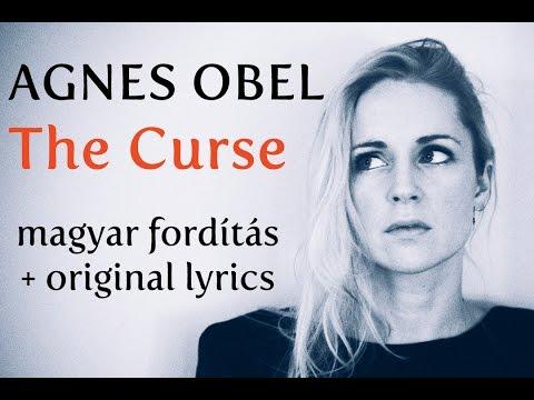 AGNES OBEL - The Curse (magyar dalszöveg + original lyrics)