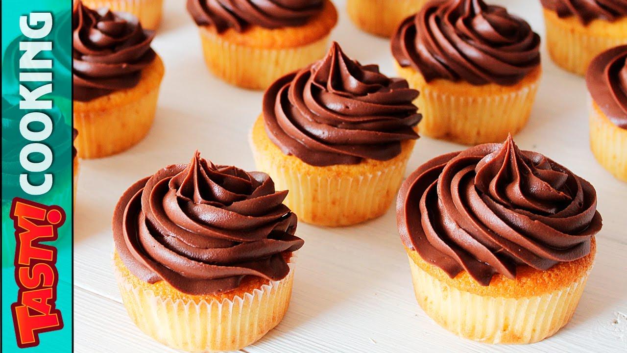 how to make boston cream cupcakes