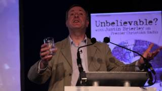 Jesus the Lunatic // Alister McGrath // Unbelievable? Conference 2013