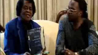 James Brown Diesel U Music Award presented by Jazzie B