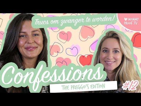 TRUCS Om ZWANGER Te Worden! Met Romy Boomsma & Annic Van Wonderen!   Preggo Confessions #1