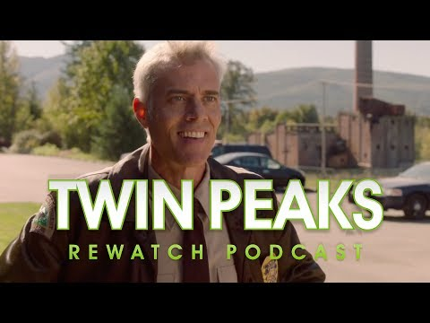 Twin Peaks S3 Ep. 9 Discussion (Twin Peaks Rewatch Podcast)