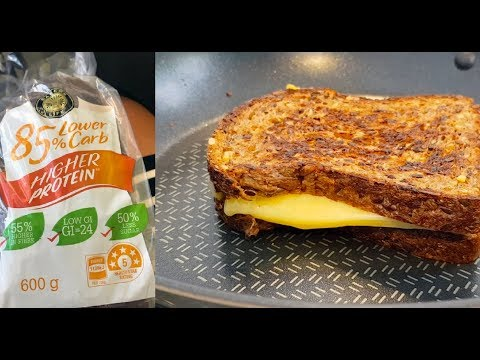 Product Review - Aldi's Baker's Life 85% Lower Carb Bread
