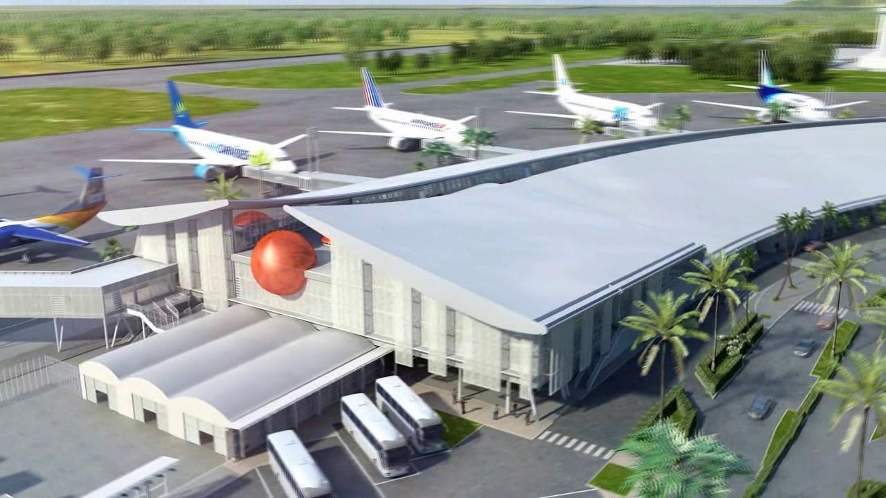 Aéroport International Aimé Césaire Fort De France