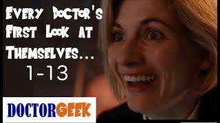 The Doctor Sees Him/Herself for the First Time - SUPERCUT