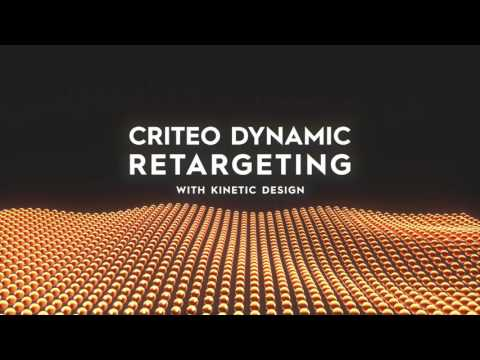 Great performance and great brand experience with Criteo's Creative Technology - Kinetic Design