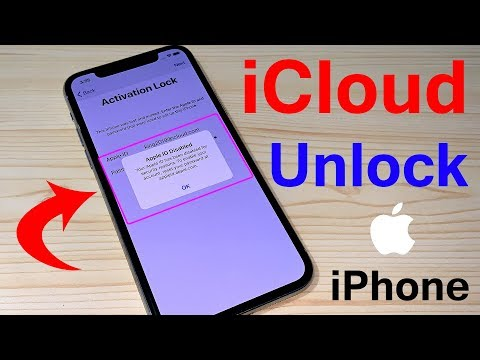 How To FREE UNLOCK iCloud Activation Lock ON iPhone and iPad New iOS 13.2.3 (iPhone 7 Plus)