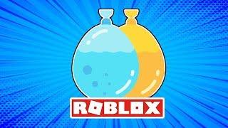 Roblox Water Balloon Simulator