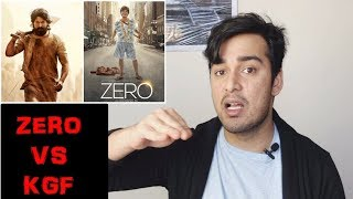 Zero vs KGF - Box Office Clash
