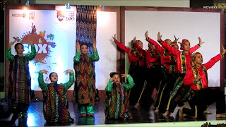 Philippine Folk Dance Kappa Malong Malong ( Sambi sa Malong )