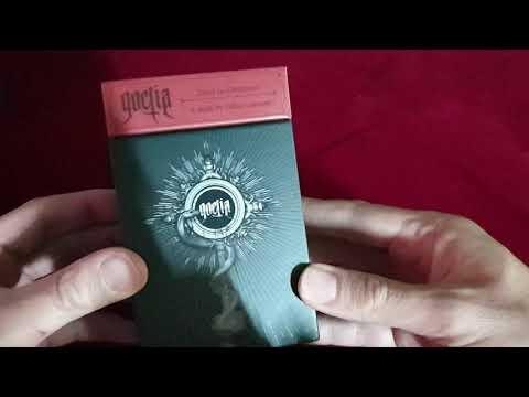 Goetia - Tarot in the Darkness vidéo