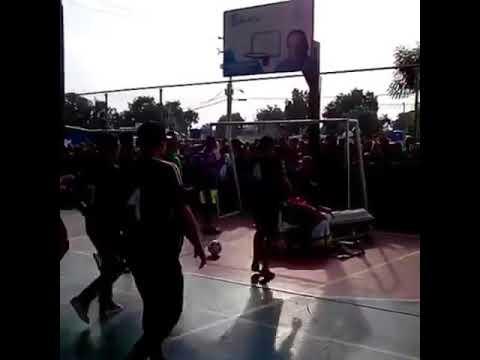 похороны игрока Сборной Венесуэлы по футболу