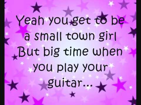 Hannah Montana- Best Of Both Worlds *lyrics*