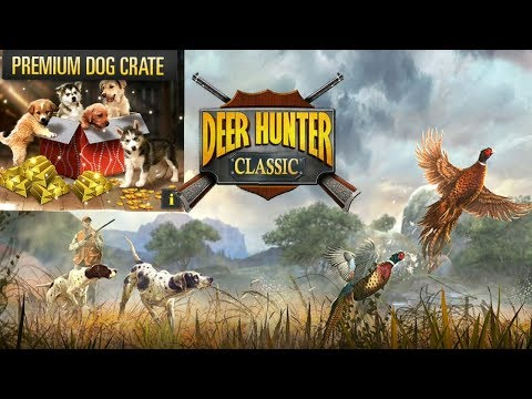Deer Hunter Classic - NEW DOG UPDATE
