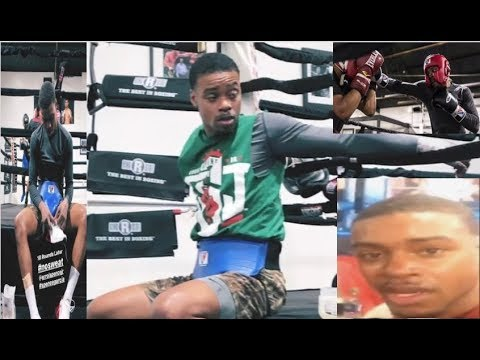 TOLD YA! SPARRING MATCH WENT WORNG ERROL SPENCE EXPOSED IN SPARRING 15TH ROUNDS