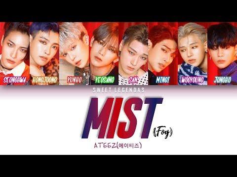 ATEEZ (에이티즈) - Mist/Fog (Legendado ROM|PT-BR|ENG)