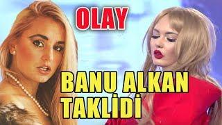 Bahar Candan'dan Olay Banu Alkan Taklidi!
