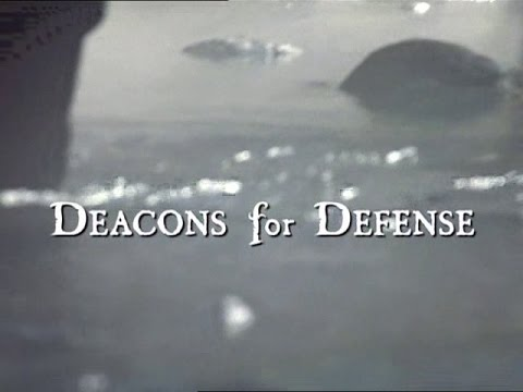 DEACONS OF DEFENSE AND JUSTICE (MELANATED PRIDE SERIES) EP 1