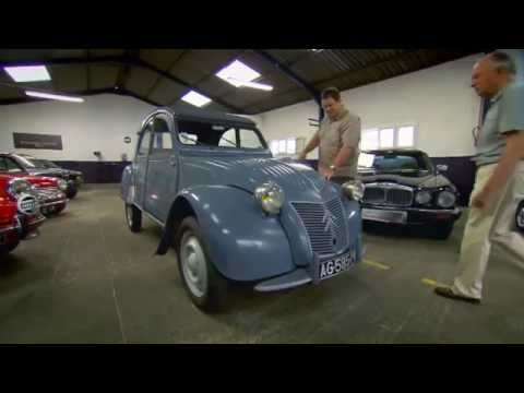 citroen 2cv wheeler dealers