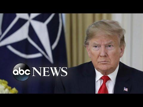 President Trump arrives