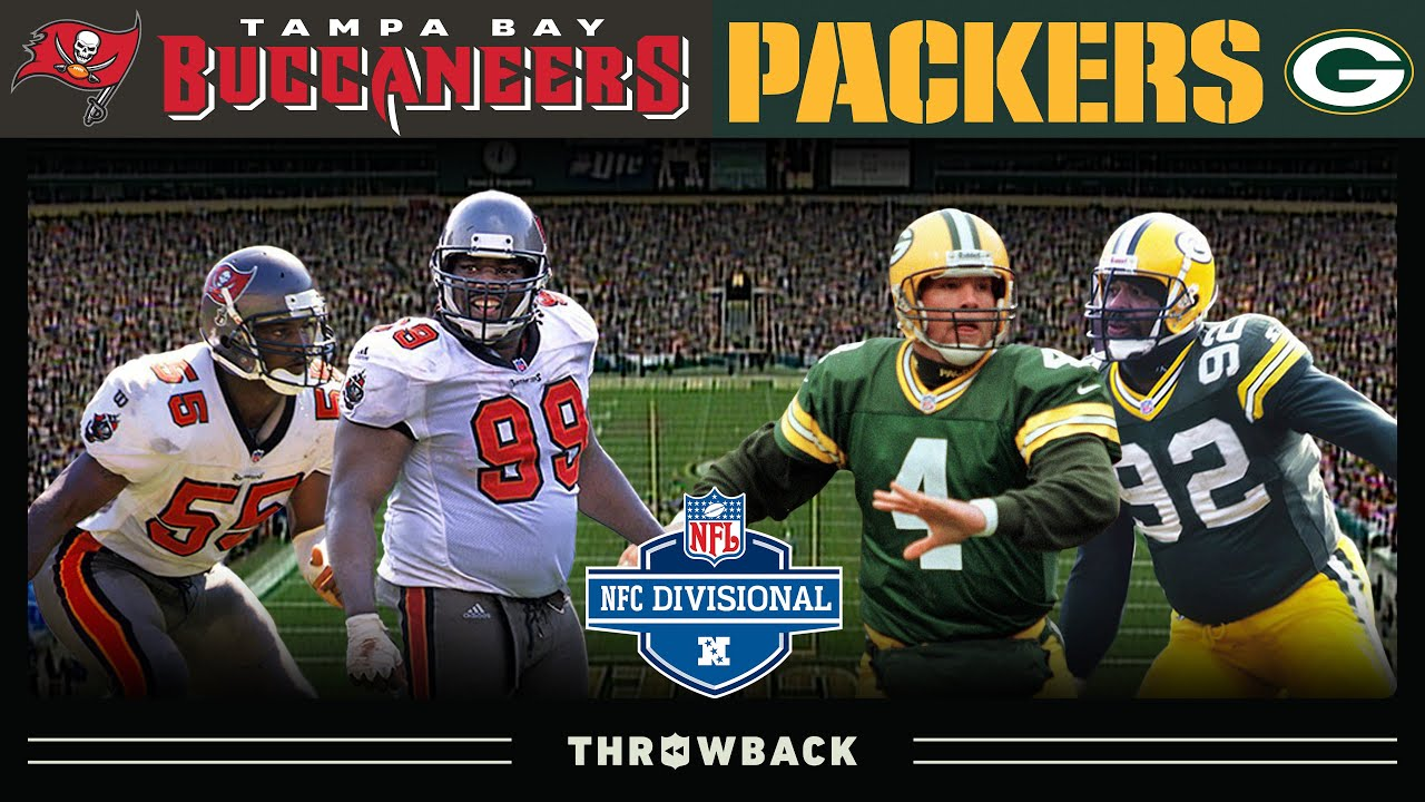 Slugfest in the Cold! (Buccaneers vs. Packers 1997, NFC Divisional Round)