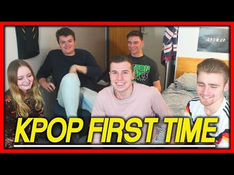 BRITISH STUDENTS REACT TO KPOP BTS, EXO & TWICE