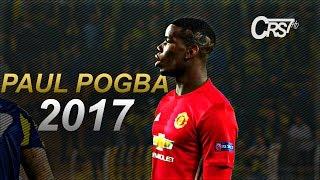 Скачать Paul Pogba 2017 Skills Goals Assists HD