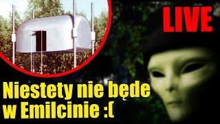Live z okazji 40-lecia UFO w Emilcinie! Kosmici, konkursy i Q&A - Na żywo