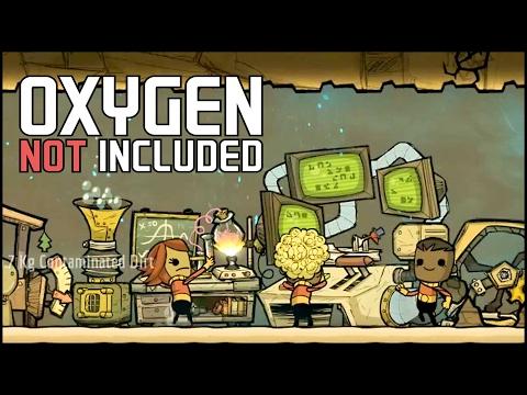 Der Supercomputer - Oxygen Not Included #04 [Gameplay German Deutsch]