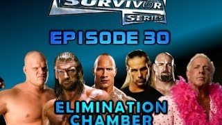 WWE SMACKDOWN! HERE COMES THE PAIN!: Season Mode - Episode 30 - ELIMINATION CHAMBER!