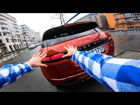 Parkour VS Land Rover - POV Parkour Chase