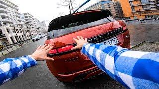 Parkour VS Land Rover - POV Parkour Chase