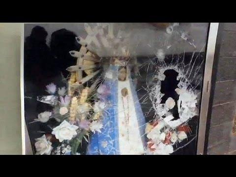 Vandalismus Auf Falklandinseln