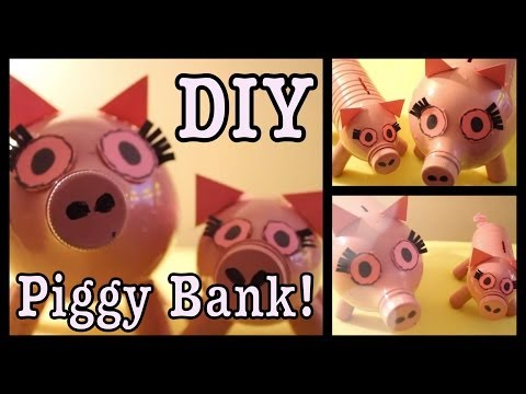 diy toilet paper piggy bank funnydog tv. Black Bedroom Furniture Sets. Home Design Ideas