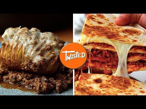 7 Finger Licking Good Sloppy Joe Recipes | Family Dinner Ideas | Loaded Quesadillas | Twisted