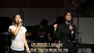Worship Service Oct 4th, 2015
