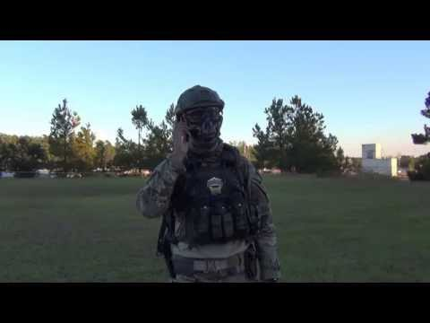 GI Tactical - Jet Desert Fox being all Operator.