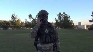 GI Tactical - Jet Desert Fox being all Operator.
