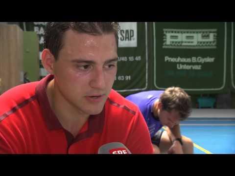 Nino Niederreiter VS Carlo Janka
