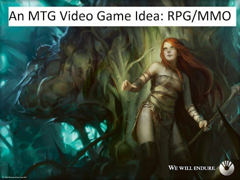 Magic And Video Games : RPG And MMO