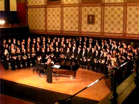 In Flanders Fields - Eleanor Daley - Queen's University Choral Ensemble