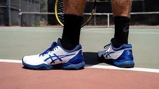 Asics Court FF 2 Novak [In-Depth Review & Playtest]