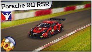 LA PORSCHE DU KIFF - 911 RSR - IRACING