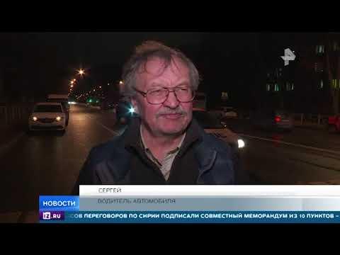 В Петербурге водитель сбил двух пешеходов