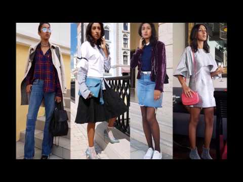 SPRING FASHION LOOKBOOK | OUTFITS OF THE WEEK
